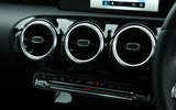 Mercedes-Benz A-Class 2018 long-term review - air vents
