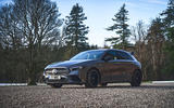 Mercedes-AMG A35 2019 UK first drive review - static front