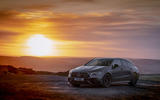 Mercedes-AMG CLA 45 S Shooting Brake 2020 UK first drive review - static front