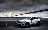 Mercedes-AMG GLC 43 Coupé 2020 UK first drive review - static