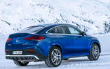 Mercedes-AMG GLE 53 2020 first drive review - static rear