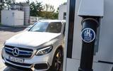 Mercedes-Benz GLC F-Cell 2018 first drive review - hydrogen pump
