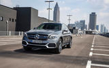 Mercedes-Benz GLC F-Cell 2019 first drive review - on the road front