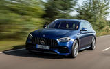 Mercedes-AMG E63 S Estate 2020 first drive review - on the road front