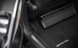 17 Mercedes S Class S400d 2021 UK FD rear footrest