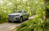 Mercedes-Benz X-Class X350d 2018 first drive review offroad