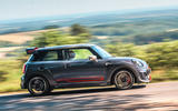 Mini JCW GP 2020 UK first drive review - on the road side