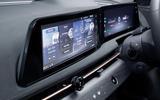 2020 Nissan Ariya - dashboard