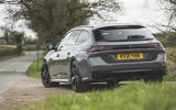 17 Peugeot 508 PSE 2021 UK first drive review static