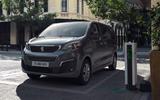 Peugeot e-Traveller 2020 - static front
