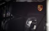 Porsche 718 Cayman GT4 Clubsport 2020 - interior