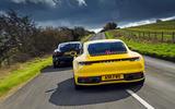 Porsche 911 Carrera 4S 2020 - hero rear