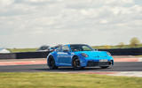 17 Porsche 911 GT3 2021 UK first drive review slide