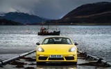 Porsche Boxster T 2019 - static front