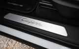 Porsche Cayenne E-Hybrid 2018 review scuff plates