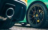 Porsche Cayman GTS - wheel