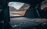 Porsche Macan 2019 first drive review - boot space