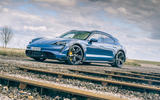 17 Porsche Taycan Cross Turismo 2021 LHD static