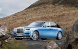 Rolls-Royce Phantom - static front