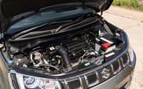 Suzuki Ignis hybrid 2020 UK first drive review - engine