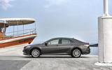Toyota Camry 2019 European first drive review - static side