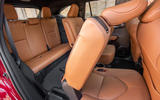 Toyota Highlander Hybrid 2020 first drive review - third row
