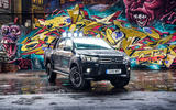 Toyota Hilux Invincible 50 2019 first drive review - static front