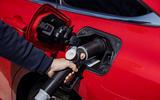 17 Toyota Mirai 2021 UK FD fuel cell filling