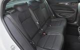 17 Vauxhall Insignia SRI VX line 2021 UK FD rear seats