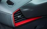 17 Vauxhall Mokka 2021 UK first drive review interior trim