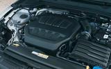 17 Volkswagen Golf GTI Clubsport 45 2021 UK FD engine