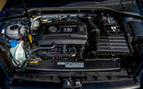Volkswagen Golf R Performance Pack 2018 review engine