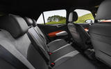 Volkswagen ID 3 2020 UK first drive review - rear seats
