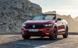 Volkswagen T-Roc Cabriolet 2020 first drive review - static