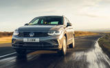 Volkswagen Tiguan Life 2020 UK first drive review - on the road front