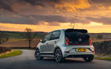 Volkswagen Up GTI 2020 UK first drive review - static rear