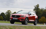 Volvo XC40 2018 long-term review - on the road front