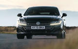 VW Arteon Shooting Brake 2020 UK first drive review - on the road front
