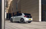 17 VW ID 3 Tour Pro S 2021 UK FD static rear