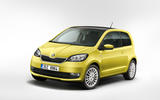 Facelifted Skoda Citigo