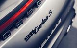 Porsche 911 Turbo S 2020 - badge