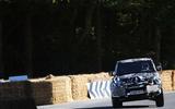 Land Rover Defender prototype