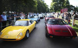 Goodwood Festival of Speed traffic
