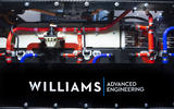 Williams Advanced Engineering new battery design reveal