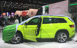 Skoda Kodiaq at the Paris motor show 2016 - show report and gallery