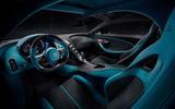 Bugatti Divo cabin