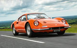 Ferrari Dino 246GT - tracking front