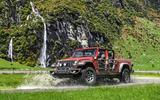 Jeep Gladiator in New Zealand