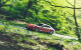 17 Porsche Taycan NE250 Roadtrip 2021   Day 1  35