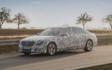 Mercedes-Benz S-Class facelift